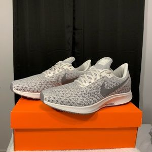 New Nike Air Zoom Pegasus 35 Gray Running Shoes